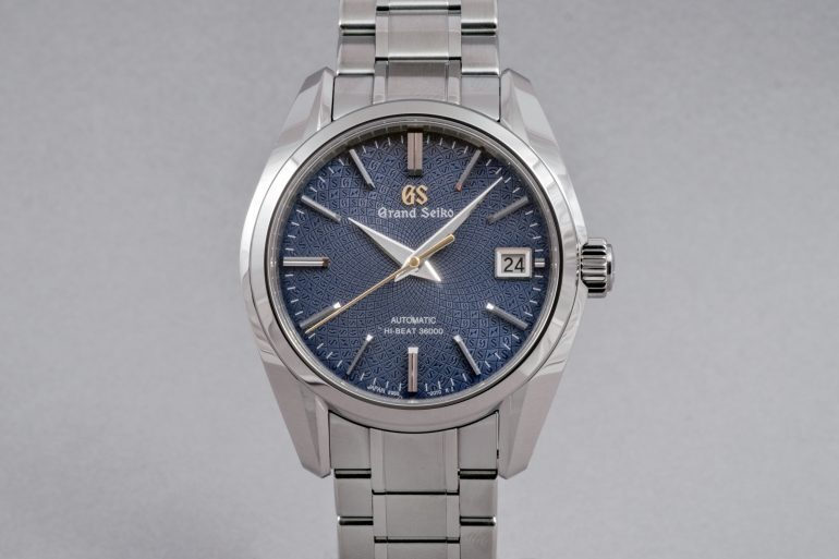 Introducing: The Grand Seiko Hi-Beat 36000 SBGH267 For The 20th Anniversary Of Caliber 9S (Live Pics & Pricing)