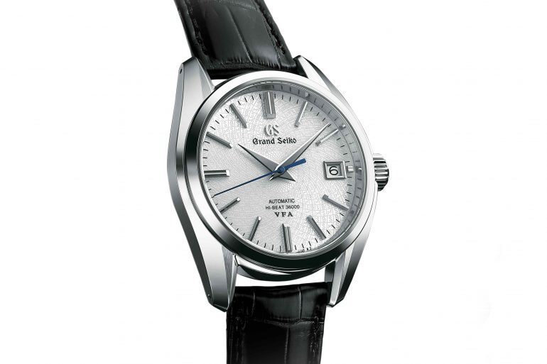 Introducing: The Grand Seiko Hi-Beat 36000 VFA SBGH265 For 20th Anniversary Of Caliber 9S