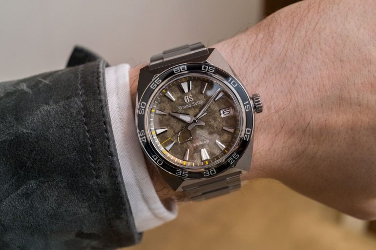 Introducing: The Grand Seiko SBGA403 Spring Drive 20th Anniversary Limited Edition (Live Pics & Pricing)