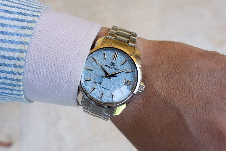 Introducing: The Grand Seiko Spring Drive U.S.-Only Limited Editions