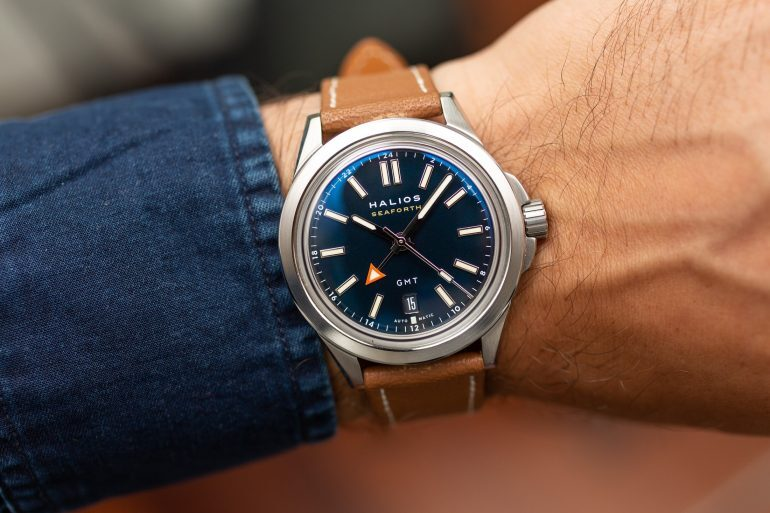 Introducing: The Halios Seaforth GMT (Live Pics & Pricing)