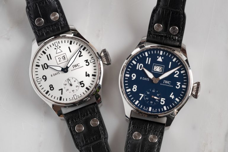 Introducing: The IWC Big Pilot's Watch Big Date Edition '150 Years' (Live Pics & Pricing)