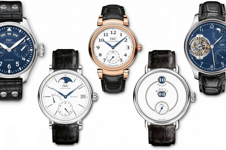 Introducing: The IWC Jubilee 150th Anniversary Collection (Full Details & Pricing)