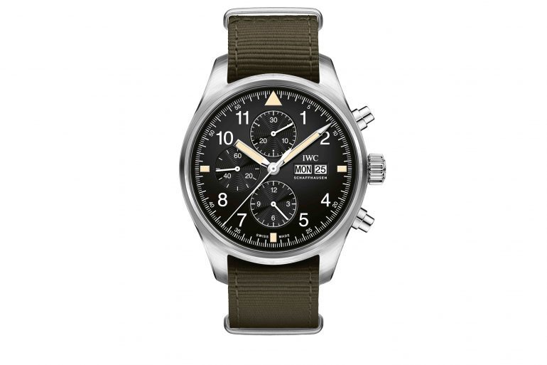 Introducing: The IWC Pilot's Watch Chronograph Reference IW377724