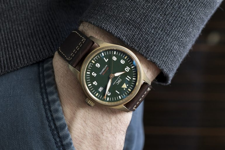 Introducing: The IWC Pilot's Watch Spitfire Collection (VIDEO)