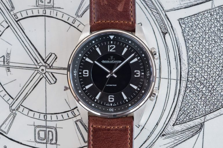 Introducing: The Jaeger-LeCoultre Polaris Automatic (Live Pics & Pricing)