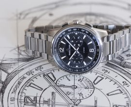 Introducing: The Jaeger-LeCoultre Polaris Chronograph (Live Pics & Pricing)