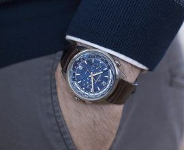 Introducing: The Jaeger-LeCoultre Polaris Chronograph WT (Live Pics & Pricing)