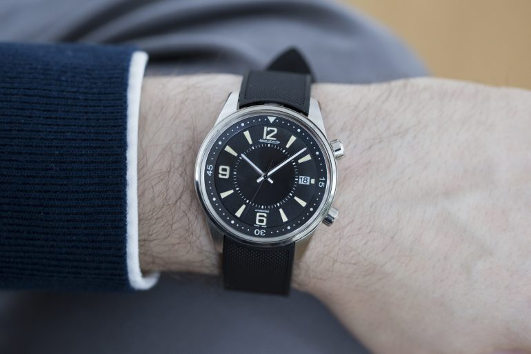 Introducing: The Jaeger-LeCoultre Polaris Date (Live Pics & Pricing)