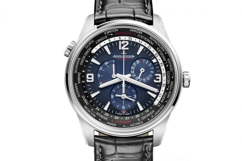 Introducing: The Jaeger-LeCoultre Polaris Geographic WT Limited Edition