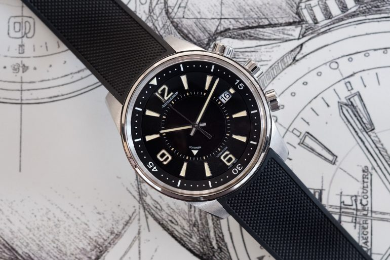 Introducing: The Jaeger-LeCoultre Polaris Memovox Limited Edition (Live Pics & Pricing)