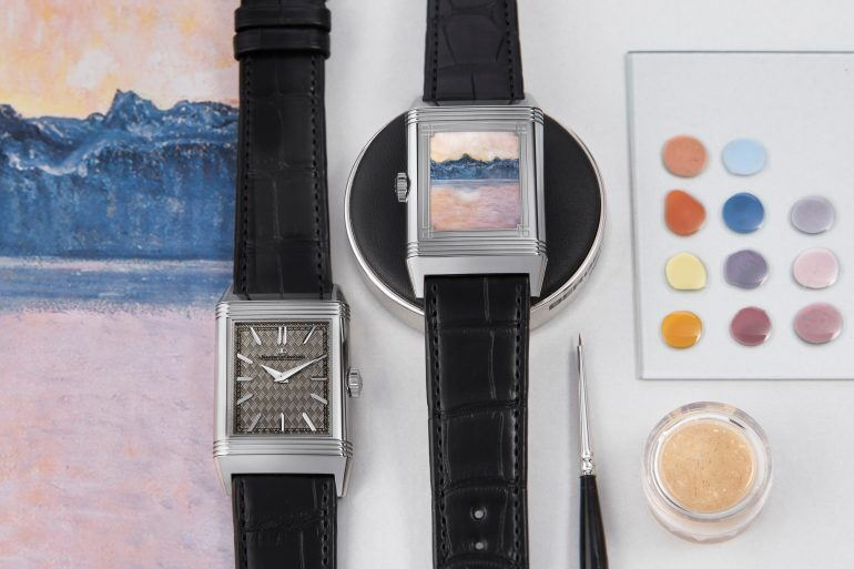 Introducing: The Jaeger-LeCoultre Reverso Métiers Rares Tribute To Ferdinand Hodler