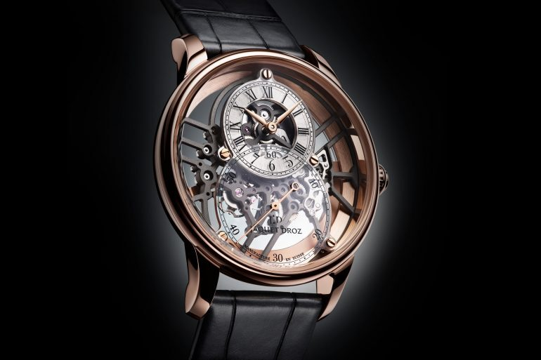 Introducing: The Jaquet Droz Grande Seconde Skelet-One