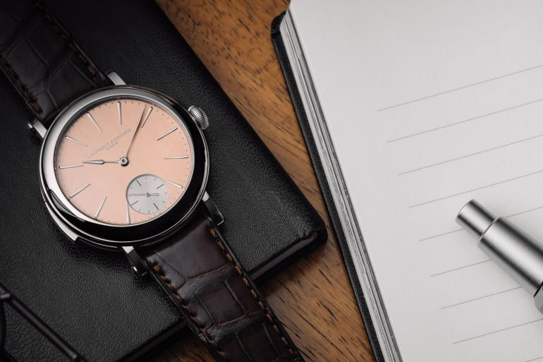 Introducing: The Laurent Ferrier Galet Minute Repeater School Piece