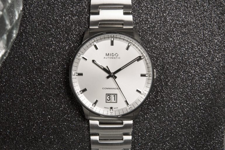 Introducing: The Mido Commander Big Date