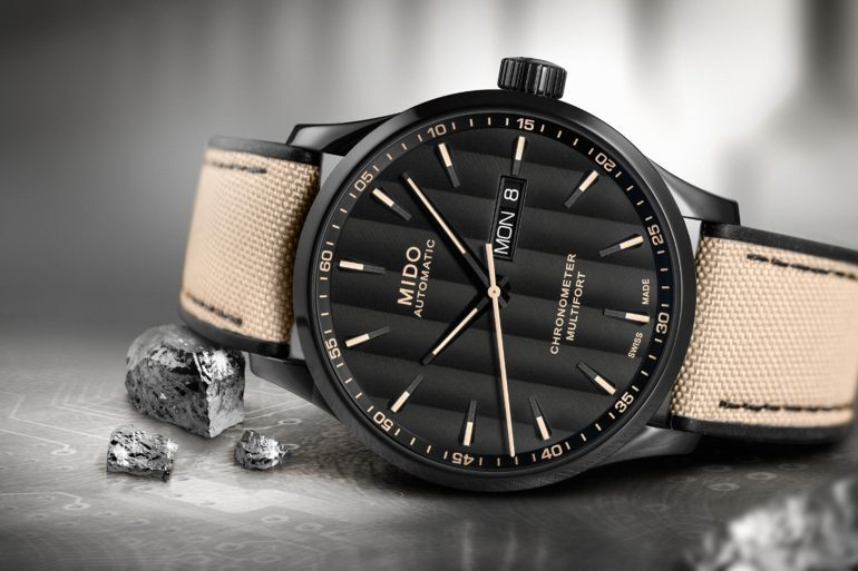 Introducing: The  Mido Multifort Chronometer