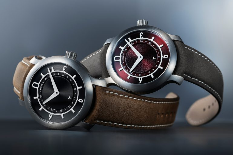 Introducing: The Ming 17.03 GMT