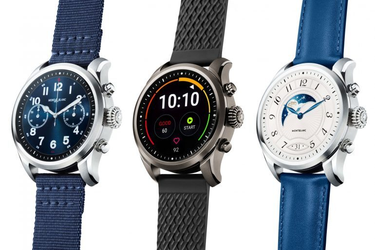 Introducing: The Montblanc Summit 2 Smartwatch