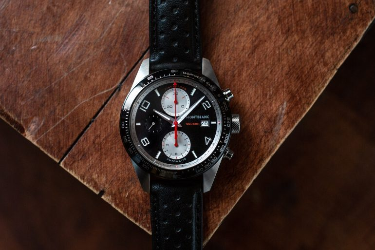 Introducing: The Montblanc TimeWalker Automatic Chronograph 41mm (Live Pics & Pricing)