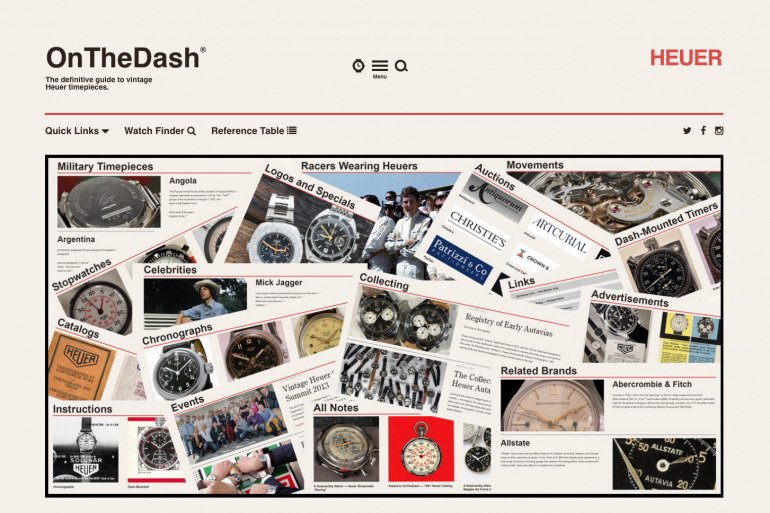 Introducing: The New On The Dash
