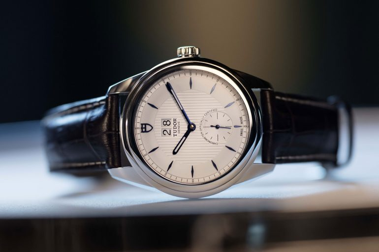 Introducing: The New Tudor Glamour Double Date