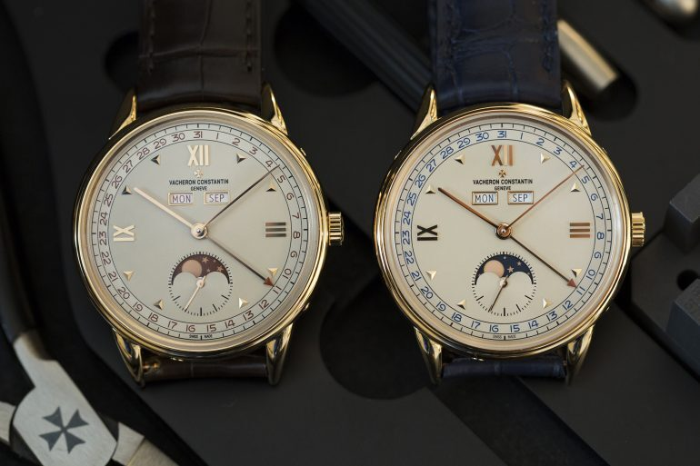 Introducing: The New Vacheron Constantin Historiques: Triple Calendrier 1942 And 1948, And American 1921 Small (Exclusive Live Pics)