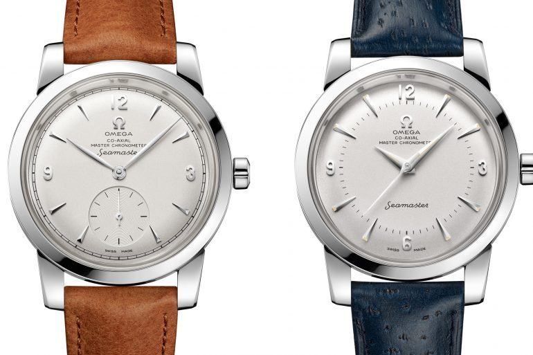 Introducing: The Omega Seamaster 1948 Limited Editions