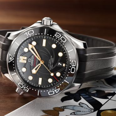 Introducing: The Omega Seamaster Diver 300M For The 50th Anniversary Of 'On Her Majesty's Secret Service'