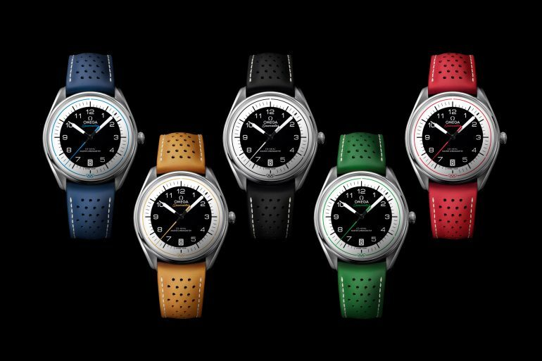 Introducing: The Omega Seamaster Olympic Games Collection