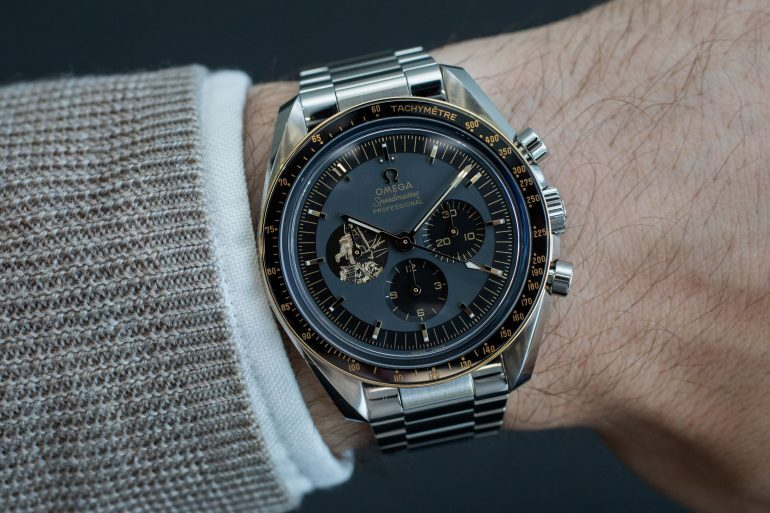 Introducing: The Omega Speedmaster Apollo 11 50th Anniversary Limited Edition (Live Pics & Pricing)