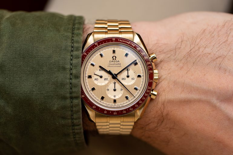 Introducing: The Omega Speedmaster Apollo 11 Anniversary Limited Edition (Live Pics & Pricing)