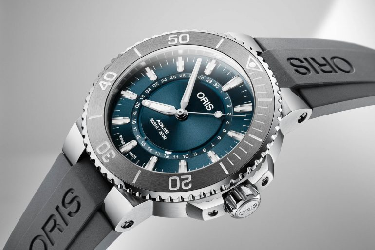 Introducing: The Oris 'Source Of Life' Limited Edition