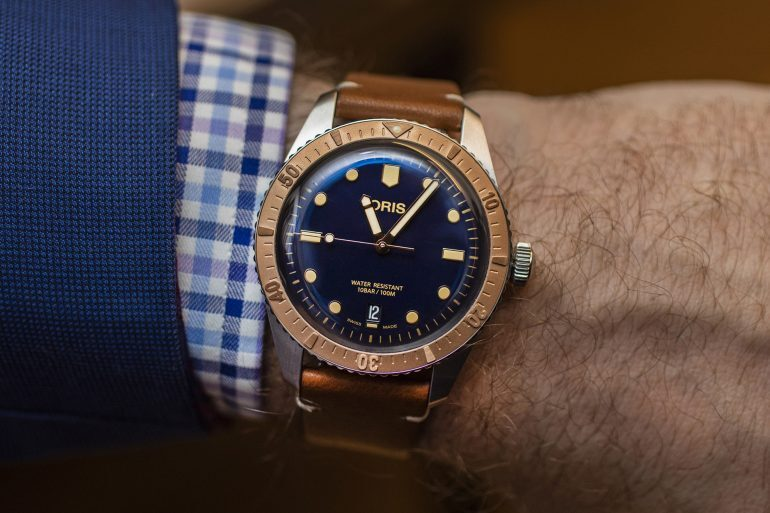 Introducing: The Oris Divers Sixty-Five 'Bico' In Steel And Bronze (Lives Pics & Pricing)