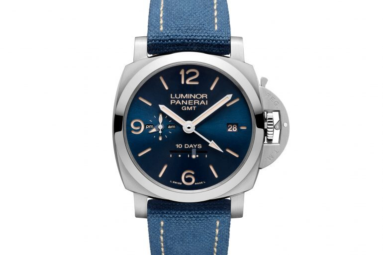 Introducing: The Panerai Luminor 1950 10 Days GMT Automatic Acciaio 44mm Limited Edition For Design Miami