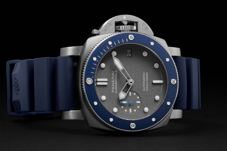 Introducing: The Panerai Submersible 42mm