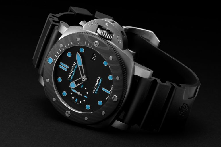 Introducing: The Panerai Submersible BMG-TECH 47mm