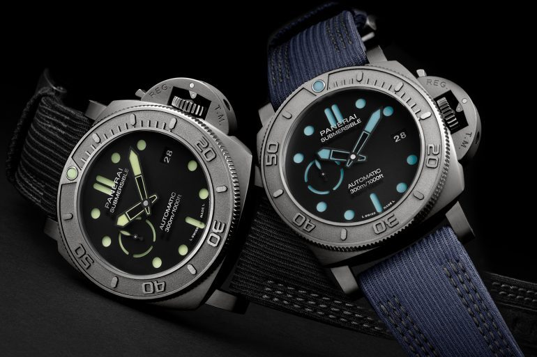 Introducing: The Panerai Submersible Mike Horn Edition 47mm