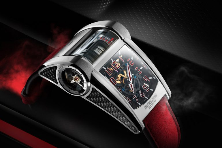Introducing: The Parmigiani Fleurier Type 390 For The Bugatti Sport