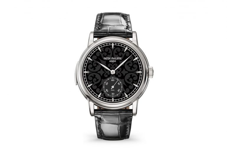 Introducing: The Patek Philippe 5078G Minute Repeater With Black Enamel Dial