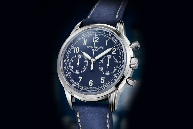 Introducing: The Patek Philippe 5172G Chronograph
