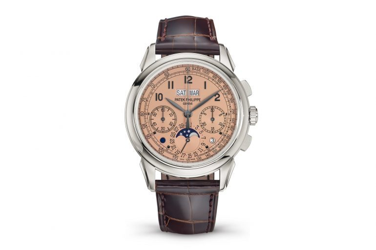 Introducing: The Patek Philippe 5270P Perpetual Calendar Chronograph With Salmon Dial (And A Short History Of Salmon Dials)