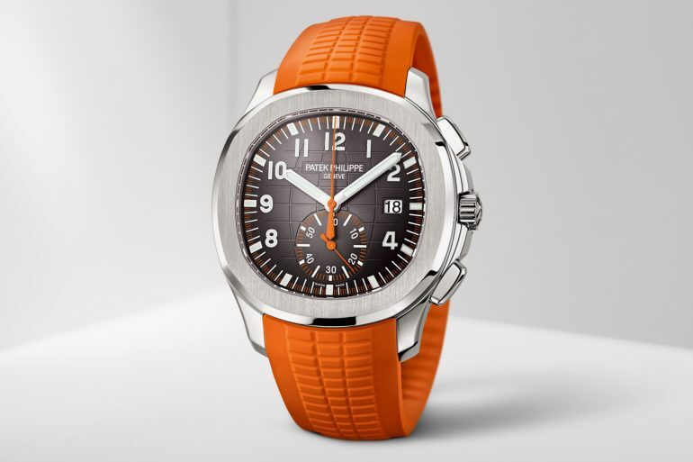 Introducing: The Patek Philippe Aquanaut Chronograph Reference 5968A