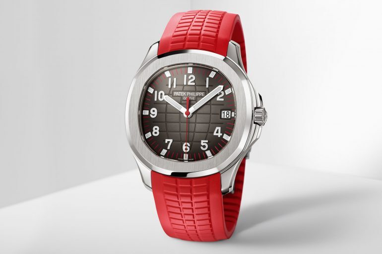 Introducing: The Patek Philippe Aquanaut Ref. 5167A For The Singapore Grand Exhibition