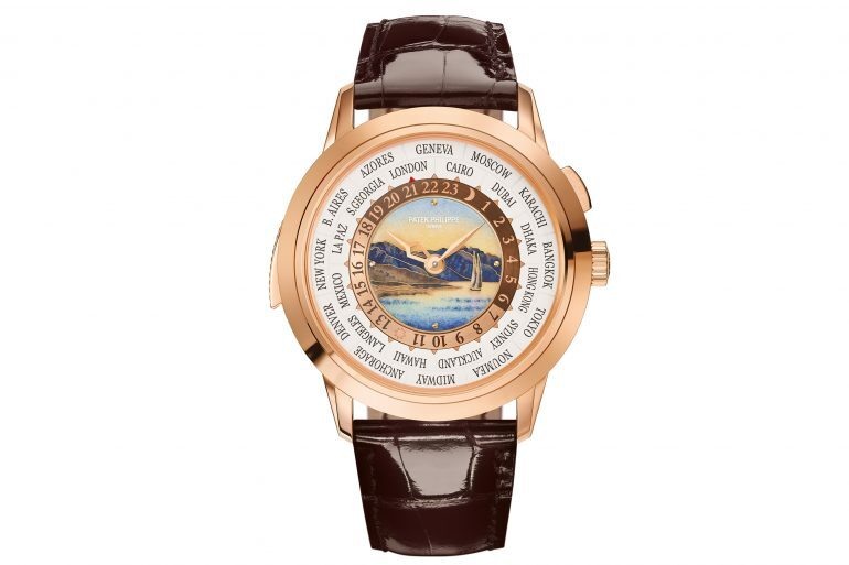 Introducing: The Patek Philippe Ref. 5531R WorldTime Minute Repeater