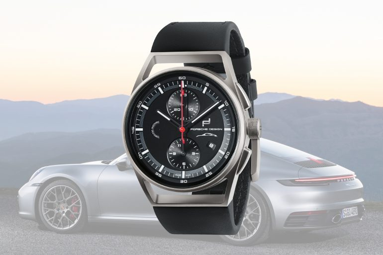 Introducing: The Porsche Design 911 Chronograph Timeless Machine Limited Edition