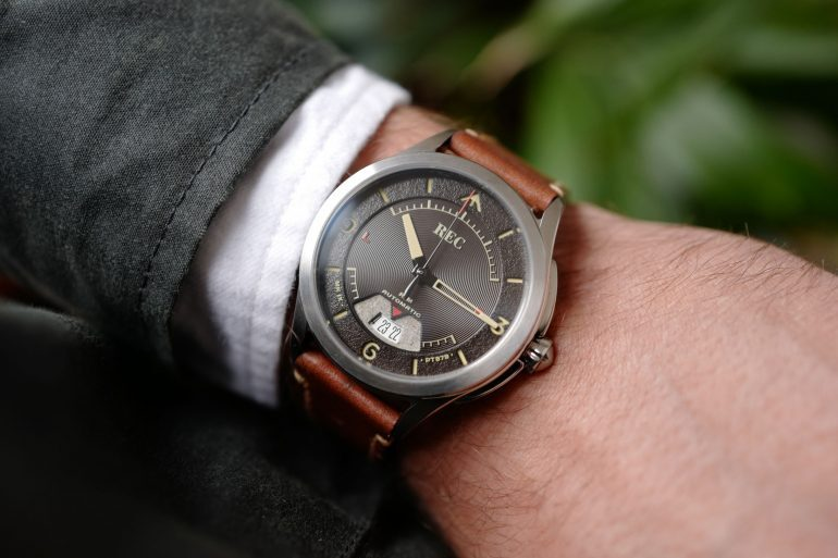 Introducing: The REC Watches RJM