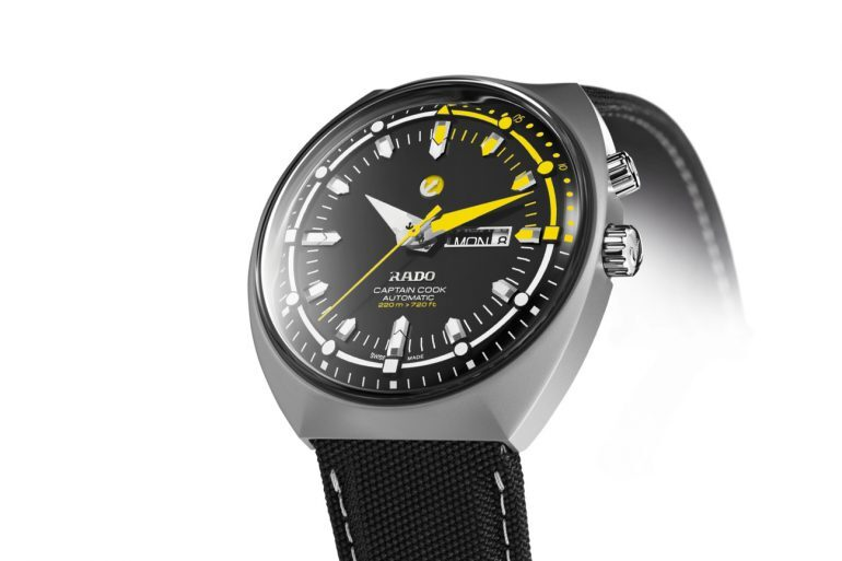 Introducing: The Rado Tradition Captain Cook MKIII Automatic