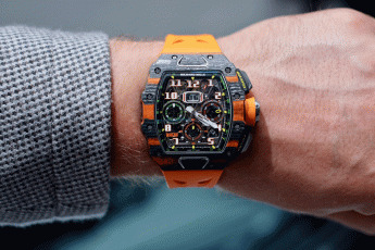 Introducing: The Richard Mille RM 11-03 McLaren Automatic Flyback Chronograph (Live Pics, Specs, And Pricing)