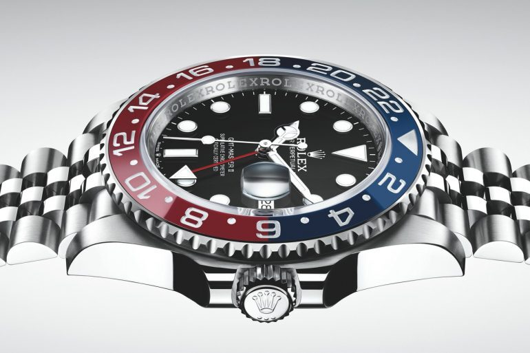 Introducing: The Rolex GMT-Master II Pepsi In Stainless Steel Ref. 126710 BLRO