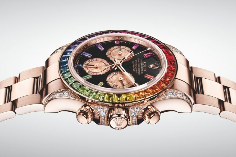 Introducing: The Rolex Rainbow Daytona In Everose Gold Ref. 116595 RBOW